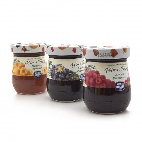 Marmelade im Glas